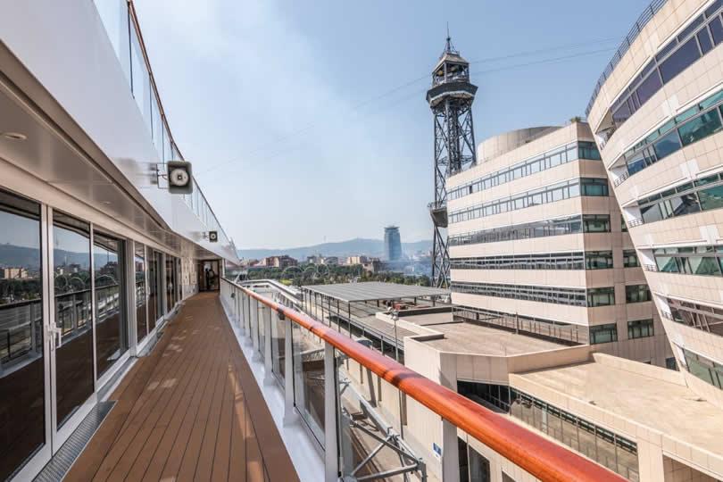 World Trade Center cruise terminal Barcelona